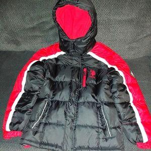 Polo coat 14/16 boys
